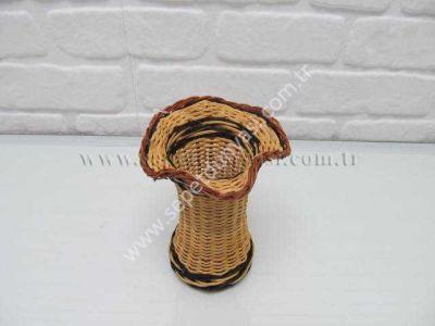 sd14430 dekoratif hasır vazo