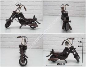 - sd19923 ahşap motorsiklet no1