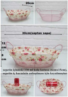 - sd22026 oval tel sepet
