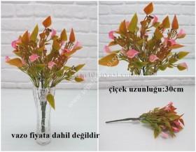 - sd26957 plastik yapay çiçek demeti