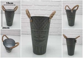 - sd29431 dekoratif asorti metal vazo