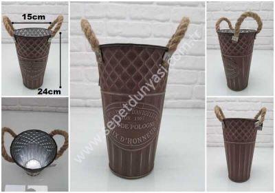 sd29432 dekoratif asorti metal vazo