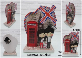 - sd30013 dekoratif müzik kutusu