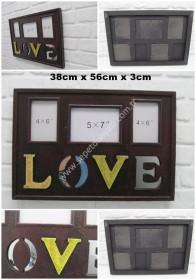 - sd31090 dekoratif çoklu fotoğraf çerçevesi pano