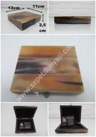 - sd33419 dekoratif kemik kutu (sigara,takı vs... için kullanılabilir)