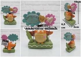 - sd33767 aşk temalı dekoratif baykuşlu şirin biblo