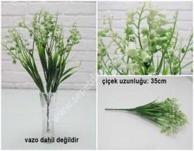 - sd34110 yapay plastik müge çiçeği