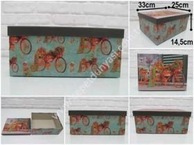 - sd34402 dekoratif karton no8 hediye&saklama kutusu