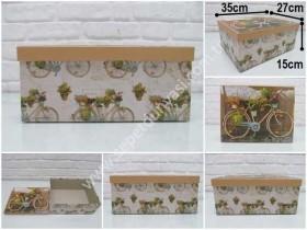 - sd34413 dekoratif karton no9 hediye&saklama kutusu