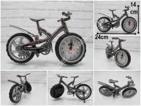 - sd34696 dekoratif plastik alarmlı bisiklet saat