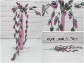 - sd35396 plastik sarkan çiçek