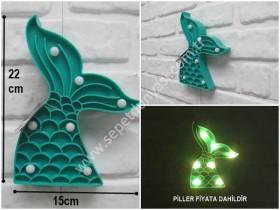 - sd35609 deniz kızı kuyruğu aydınlatma