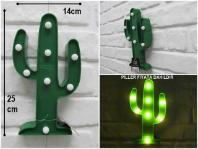 - sd35611 dekoratif kaktüs aydınlatma